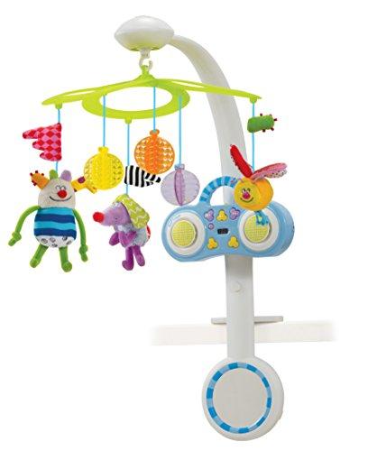Taf Toys Móvil con MP3