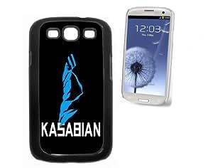 Samsung Galaxy S3 Hard Case with Printed Design Kasabian