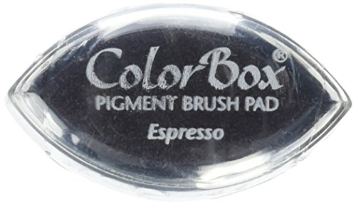 (ColorBox Classic Pigment Cat's Eye Ink Pads, Espresso)