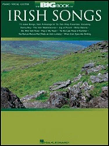 Hal Leonard The Big Book of Irish Songs from Hal Leonard