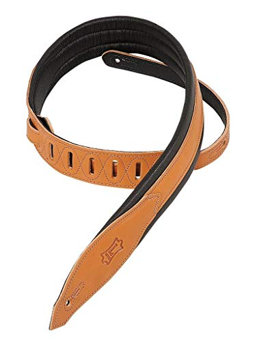 Levy's Leathers MSS80-RUS 2-inch Leather Strap,Russet (Strap Leather Russet)