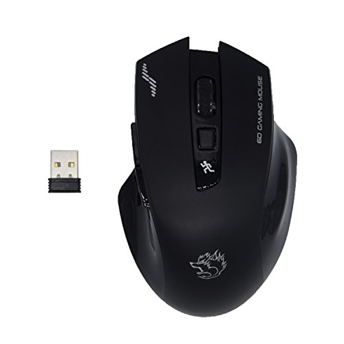 DDS-DUDES 2.4G Wireless Portable Mobile Mouse Optical Mice w