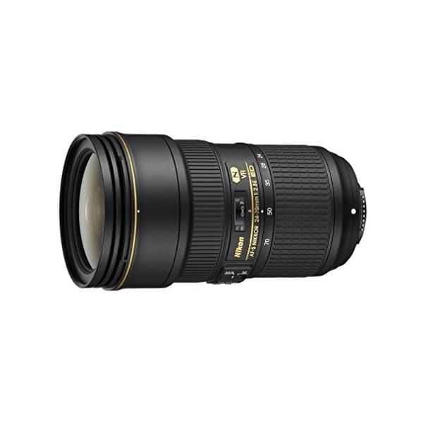RetinaPix Nikon AF-S FX Nikkor 24-70 mm f/2.8E ED Vibration Reduction Zoom Lens with Auto Focus for Nikon DSLR Cameras (Black)