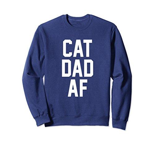Kitten Crew Neck Sweatshirt - 1