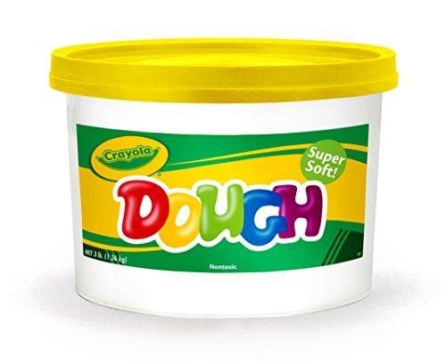 Crayola Dough 3lb Bucket Yellow