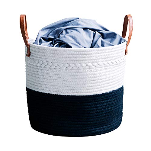 Alfie Sustainables Cotton Rope Basket (15