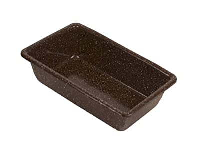 Granite Ware F0623 Better Browning Loaf Pan, 9-inch by 5-inch