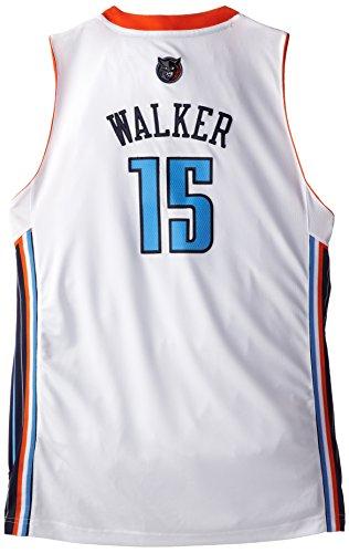 Charlotte Bobcats Jersey (NBA Charlotte Bobcats Kemba Walker Youth 8-20 Swingman Home Jersey, Small, White)