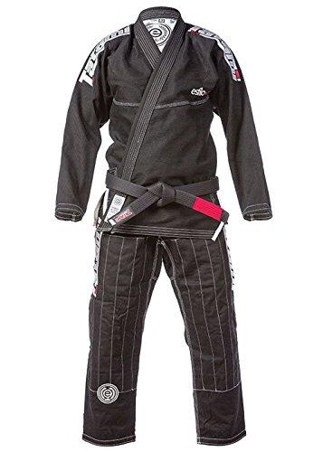 Tatami Fightwear Estilo 5.0 Premier BJJ Gi - Black A4
