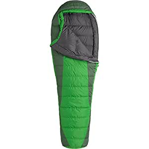 Marmot Never Winter 30F Sleeping Bag, Long, RH