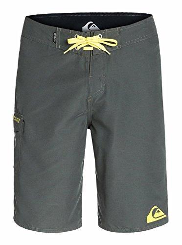 Quiksilver Men's Everyday 21 Inch Boardshort, Dark Shadow, 36 (Silver Swimwear Men)