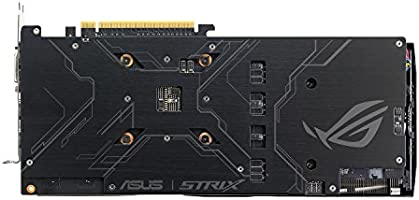 ASUS STRIX-GTX1060-O6G-GAMING - Tarjeta gráfica (Strix, NVIDIA ...