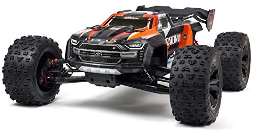 ARRMA 110002T2 1/5 KRATON 4WD 8S BLX Speed Monster Truck RTR:ORNG