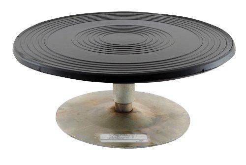 Vestil TT-12-4 Heavy Duty Manual Turntable, 500 lbs Capacity, 3-15/16