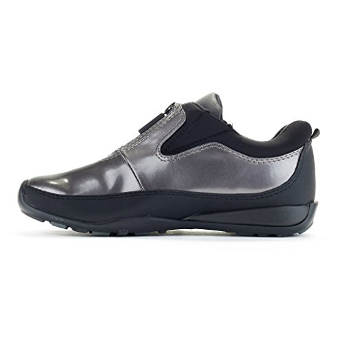 Cougar Womens Howdoo-P Front Zip Shoe In Pewter 2EzoxBV