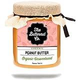 The Butternut Co. Unsweetened Organic Peanut Butter, 200g