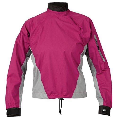 (Kokatat Women's Gore-Tex Paclite Paddling Jacket-Berry-S )