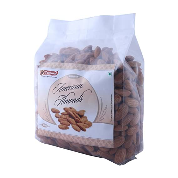 Carnival American Almonds 825g (Value Pack)