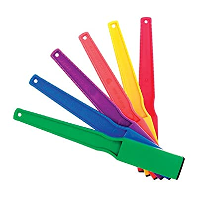 Dowling Magnets Primary Colored Magnet Wands (24 Count): Toys & Games
