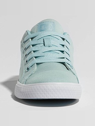 Shoes Chelsea Dc Basses Baskets Femme Tx Turquoise xOdqwdz