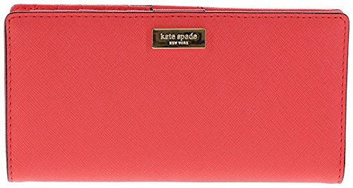 Kate Spade Stacy Newbury Lane Wallet (Geranium)