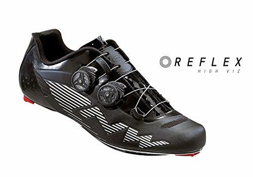 NORTHWAVE Evolution Plus Rennrad Fahrrad Schuhe schwarz 2016