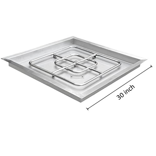 Onlyfire Square Stainless Assembly 30 Inch product image