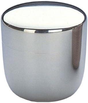 大阪錫器(すずき) 大阪浪華錫器 伝統工芸 茶器 ナツメ 磨 3-3