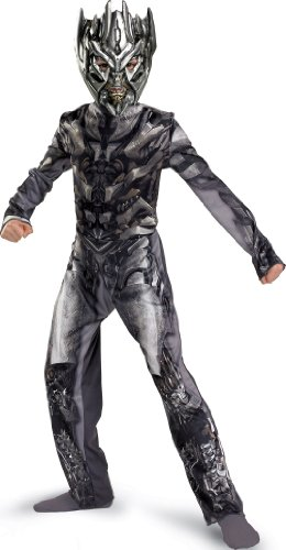 Transformers Megatron Movie Classic Costume - Small (4-6)