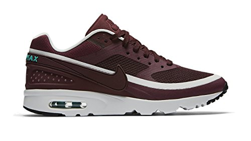 Air Max Bw Femmes W Chaussures De Sport Ultra Rouges