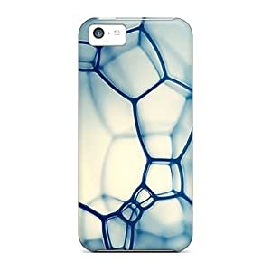 LJF phone case For AJyDSaS5667OTMdG Bubbly Protective Case Cover Skin/ipod touch 4 Case Cover