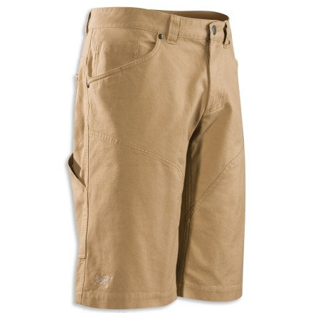 Arcteryx Spotter Long Short - Men's Burlywood 32