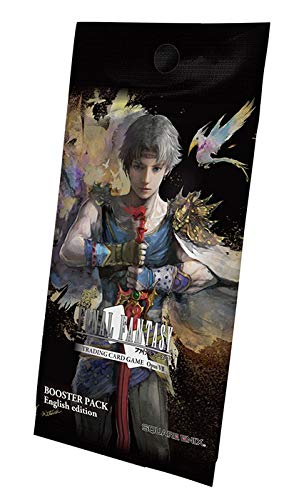 Square Enix Final Fantasy Opus VII - sobre 12 Cartas ESPAÑOL ...