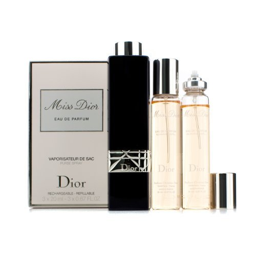 Amazoncom Miss Dior Eau De Parfum Refillable Purse Spray New