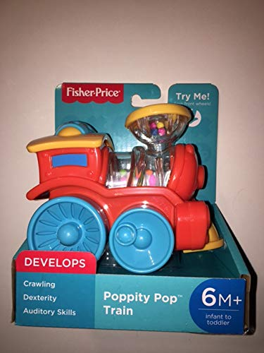 Fisher Price Poppity Pop Train Mattel GDH85