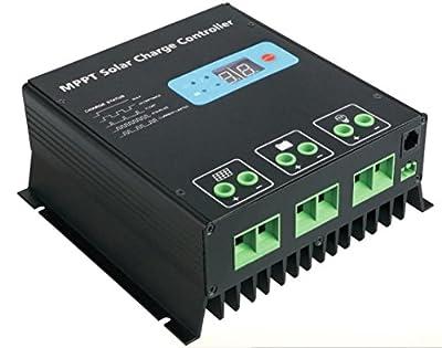12V or 24V 30A MPPT Solar Charge Controller for Lead Acid Battery Packs - New!