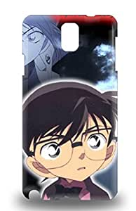 Defender 3D PC Case For Galaxy Note 3 Japanese Detective Conan Pattern ( Custom Picture iPhone 6, iPhone 6 PLUS, iPhone 5, iPhone 5S, iPhone 5C, iPhone 4, iPhone 4S,Galaxy S6,Galaxy S5,Galaxy S4,Galaxy S3,Note 3,iPad Mini-Mini 2,iPad Air )