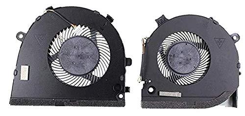 Ventilador CPU / GPU para Dell G3-3579 3779 G5 5587 Gaming L