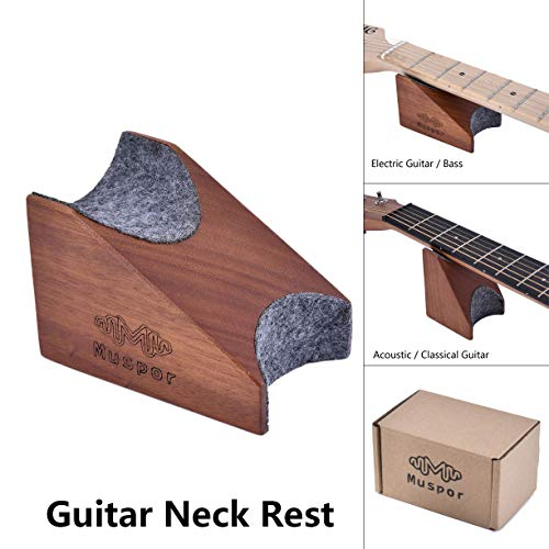 Zehui Guitar Neck Rest Support Neck Pillow String Instrument Guitar Mat for Guitar Luthier Tool