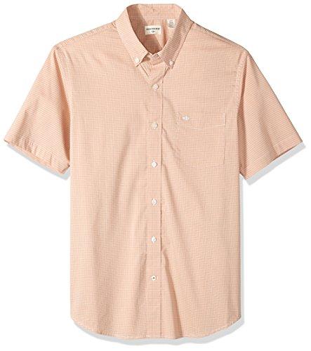 Dockers Men's Comfort Stretch Soft No Wrinkle Short Sleeve B