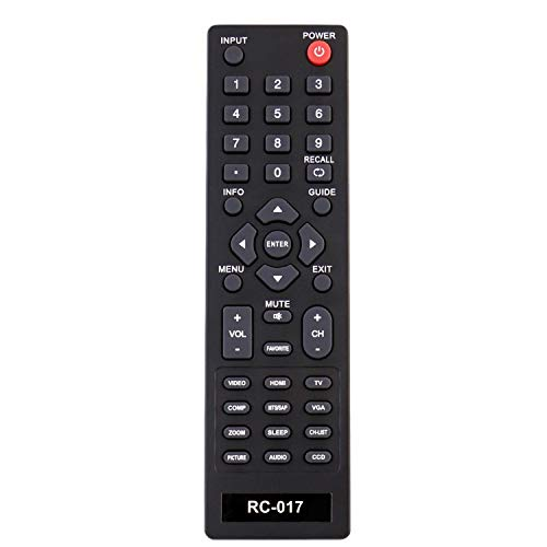 New DYNEX LED and LCD TV Remote Control DX-RC01A-12 sub DX-RC02A-12 RC-701-0A ZRC-400 Remote Fit for DX-55L150A11 DX-46L150A11 DX-46L262A12 DX-42E250A12 DX-40L260A12 DX-40L261A12