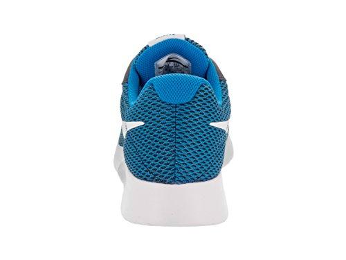 Nike Mens Tanjun Se Sneaker, Nero / Bianco Blu (blu Notte / Blu Notte / Bianco)