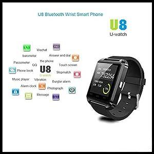 U8 Bluetooth Smart Wrist Watch for Smart phones