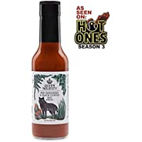 Queen Majesty Red Habanero & Black Coffee Hot Sauce 5oz