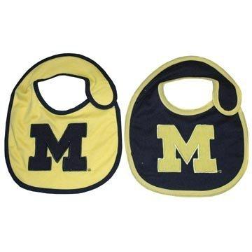 Jenkins Enterprises NCAA Baby Bibs 2 Pack