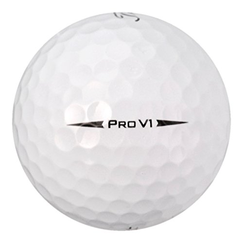 Titleist 50 ProV1 2017 - Value (AAA) Grade - Recycled (Used) Golf Balls ()