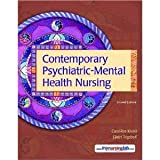 Contemporary Psychiatric-Mental Health Nursing with MyNursingLab -- Access Card Package, Kneisl and Kneisl, Carol Ren, 0137155832