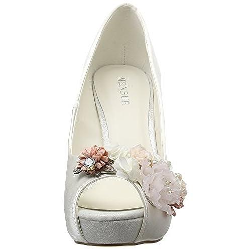 eff89bf39b18 Delicado MENBUR Renata, Zapatos de Plataforma para Mujer - www ...
