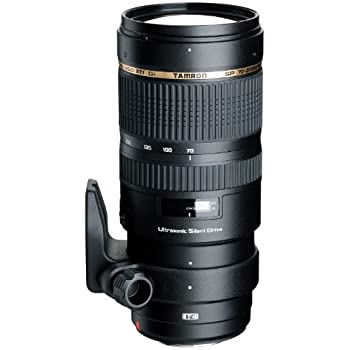Tamron SP 70-200mm F2.8 Di VC USD Telephoto Zoom Lens for Canon (Model A009E) - International Version (No Warranty)