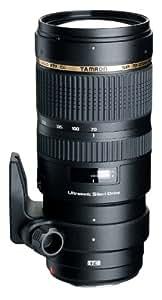 Tamron SP 70-200mm F2.8 Di VC USD Telephoto Zoom Lens for Canon (Model A009E) - International Version (No Warranty)